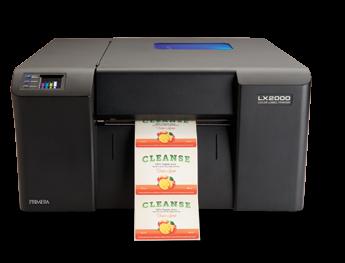 Primera LX2000, цветной струйный принтер этикеток, 074462