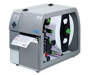 5965700, CAB XC4/300, Принтер термотрансферный, 300 dpi, двухцветный