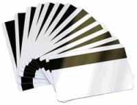 Пластиковые карточки, 30 mil с магнитной полосой HI-CO PREM, 500 шт,  104523-113