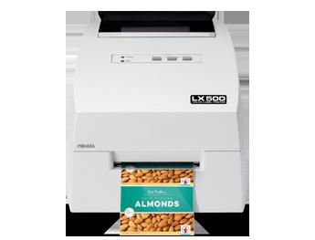 Primera LX500, цветной струйный принтер этикеток,  074274