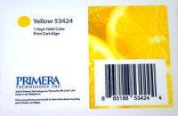 Желтый картридж для Primera  LX 900e  (Yellow) 053424