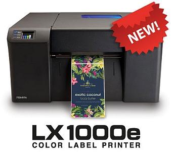 Primera LX1000, цветной струйный принтер печати этикеток, 74456