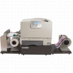 Primera CX1000, лазерный цифровой пресс этикеток, 074522